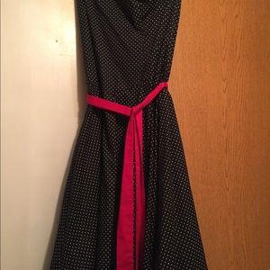 Ladies' 50s style dress